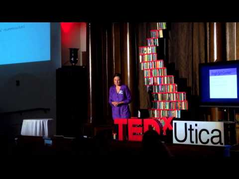 Single girl cookies - a kindness revolution: Renee Heitmann at TEDxUtica