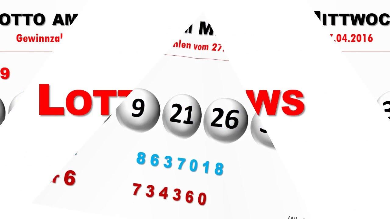 Lottozahlen 27.04 19