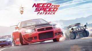 Need For Speed Payback - oficjalny zwiastun