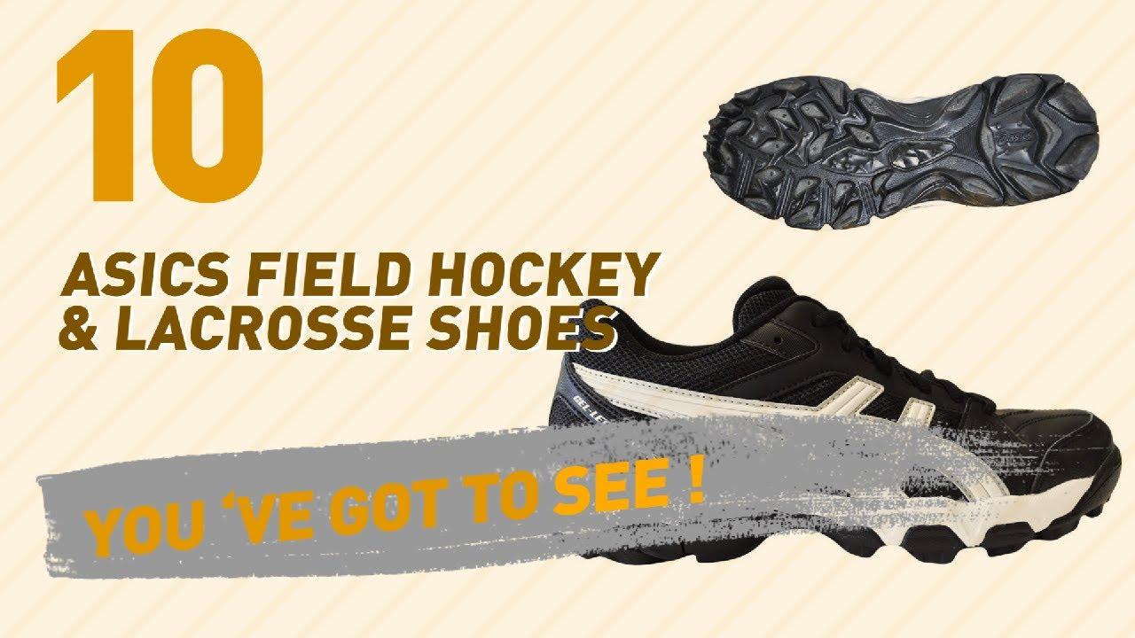 a98e49599e99 Asics Field Hockey   Lacrosse Shoes    New   Popular 2017 - YouTube