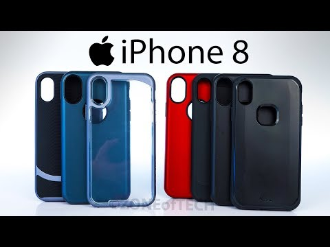 Download Youtube: iPhone X CASES - First Look!