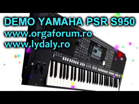 demo yamaha psr s950 unofficial youtube. Black Bedroom Furniture Sets. Home Design Ideas