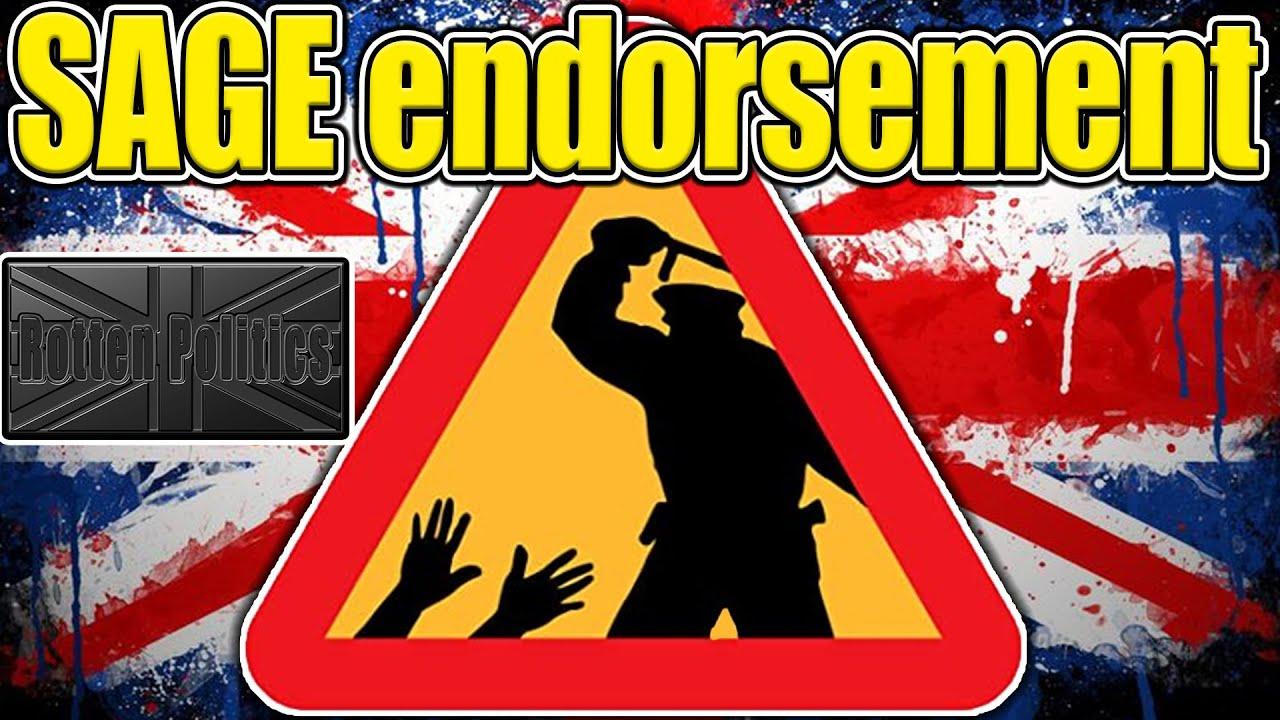 SAGE admires suppression and repression ?? ??