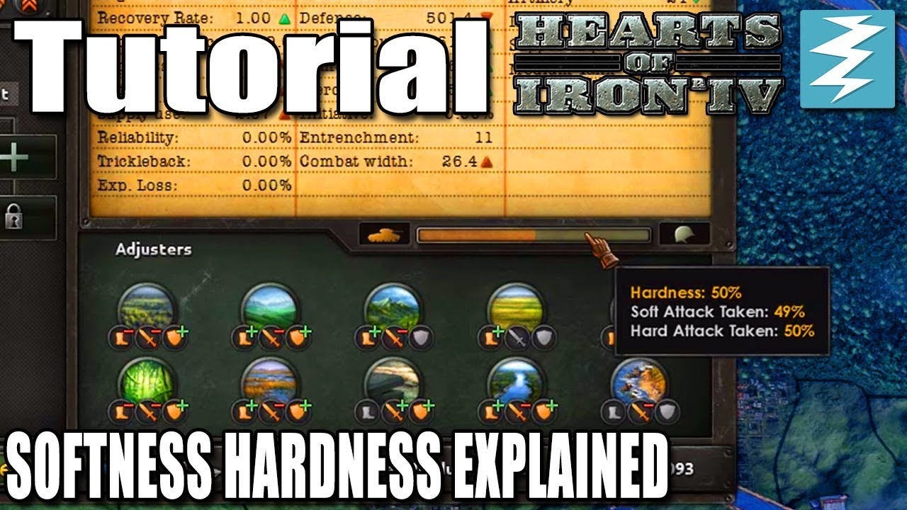 SOFTNESS AND HARDNESS EXPLAINED - DAY 4# - Hearts of Iron 4 (HOI4)