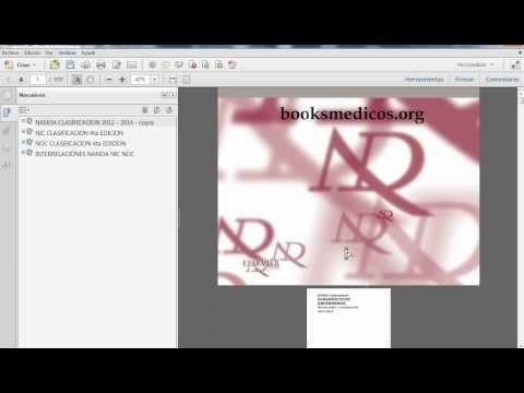 NIC NOC NANDA PDF DIAGNOSTICOS