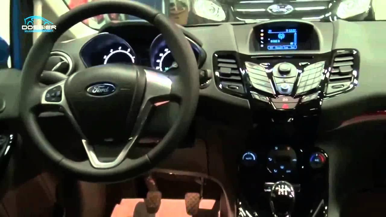 Plan De Mantenimiento - Ford Fiesta Kinetic Design - Dossier