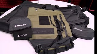 The AMABILIS Tactical Urban Carry System - The Worlds Toughest EDC Bags