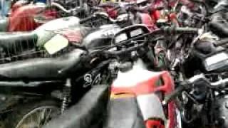 motos detenidas por intendencia artigas en bella union