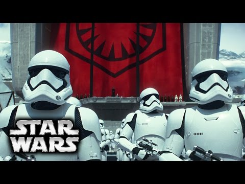 How the First Order Came To Power by Covert Councils - Star Wars Revealed and Explained