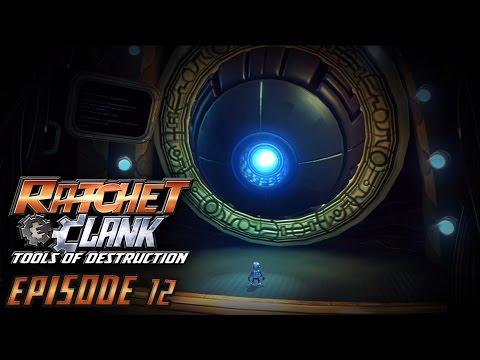 Ratchet & Clank: Tools of Destruction Walkthrough - IRIS SUPERCOMPUTER - Episode 12