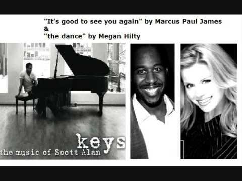Marcus Paul James & Megan Hilty