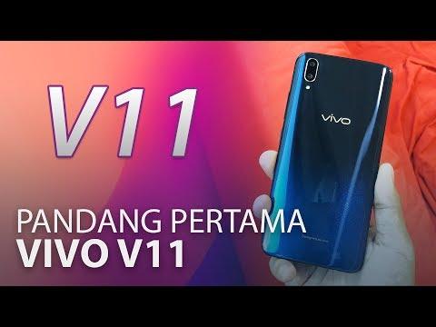 Nyah-Kotak & Pandang Pertama: Vivo V11