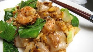Stir Fried Noodle With Sweet Soy Sauce (pad See Ew)