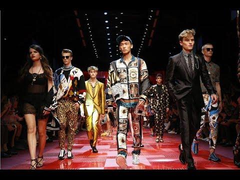 Dolce & Gabbana | Menswear | Milan Fashion Week | Spring/Summer 2018
