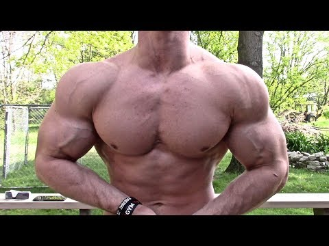 Cutting Posing Update - Zhredded.com Exclusive Videos