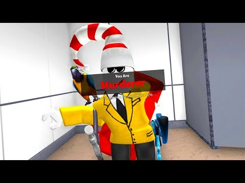 THIS EMOTE MADE IT HAPPEN (Roblox MM2)