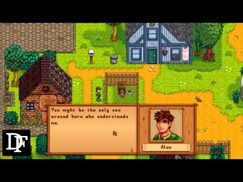 stardew valley dating alex