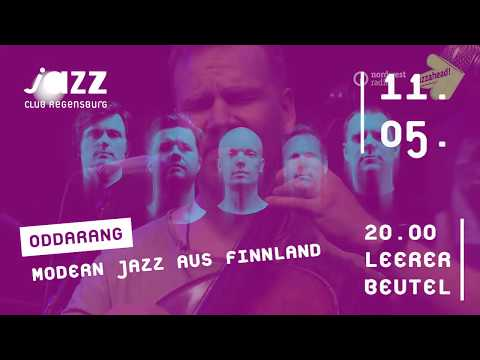 Oddarang - Modern Jazz aus Finnland