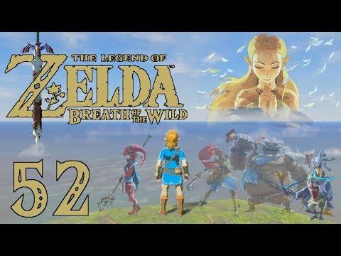 [FR] Zelda Breath of the Wild #52 - Le Village Goron