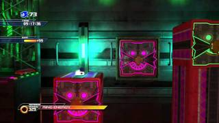 Sonic Unleashed (PS3) Eggmanland S-Rank