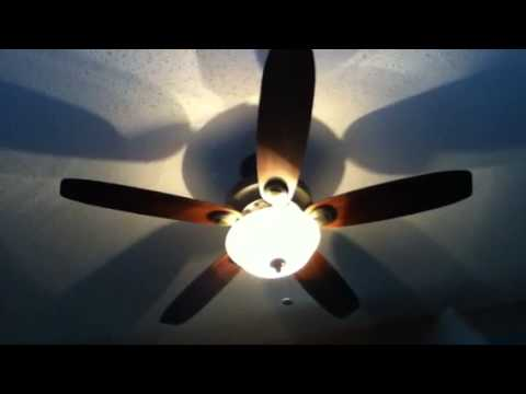 Hunter perfect balance series ceiling fan youtube hunter perfect balance series ceiling fan mozeypictures Choice Image
