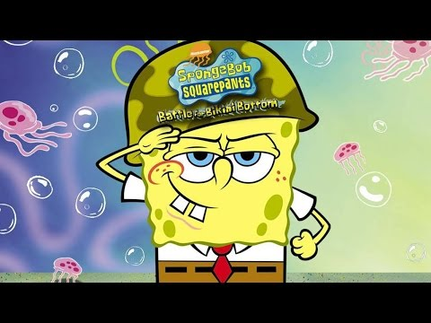 SpongeBob SquarePants: Battle for Bikini Bottom [XBOX] FULL Walkthrough