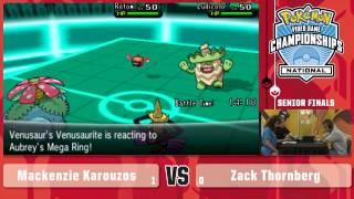 2014 Pokémon US National Championships: VG Senior Finals