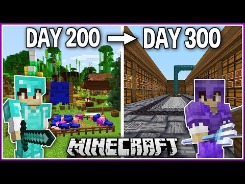 I Played Minecraft