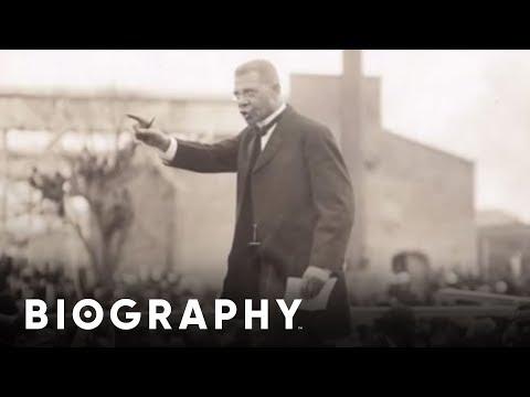 Booker T. Washington - Civil Rights Activist   Mini Bio   BIO