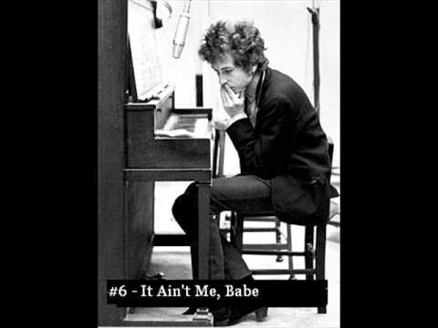 My top 10 Bob Dylan songs