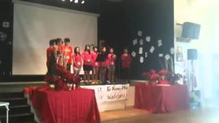 "131228 Fukushima Kids in Kona, 2nd Song, ""Furusato"""