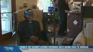 Richard Overton in-home care