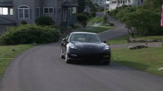 2010 Porsche Panamera Turbo - Drive Time Review