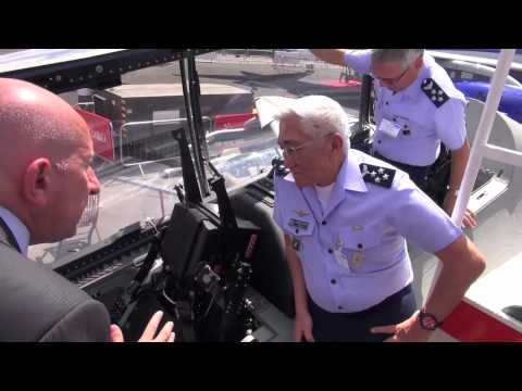Finmeccanica at FIA 2014 - Day 4 Highlights