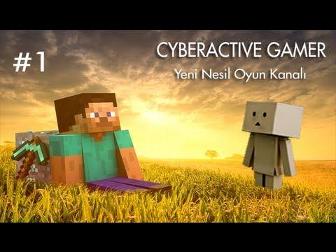"""Sıkıntıdan Minecraft Bölüm 1 """"Hepsi Sıkıntıdan"""""""