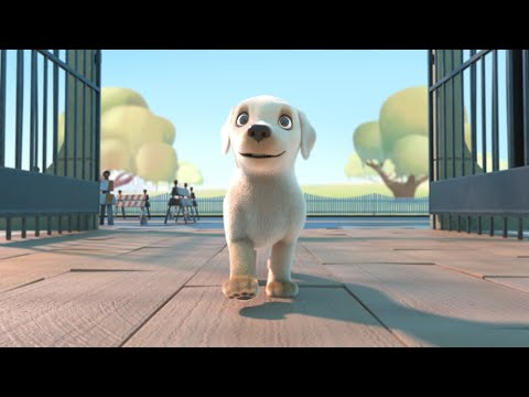 Pip | A Short Animated Film by Southeastern Guide Dogs