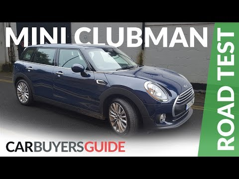 Mini Clubman 2017 Review