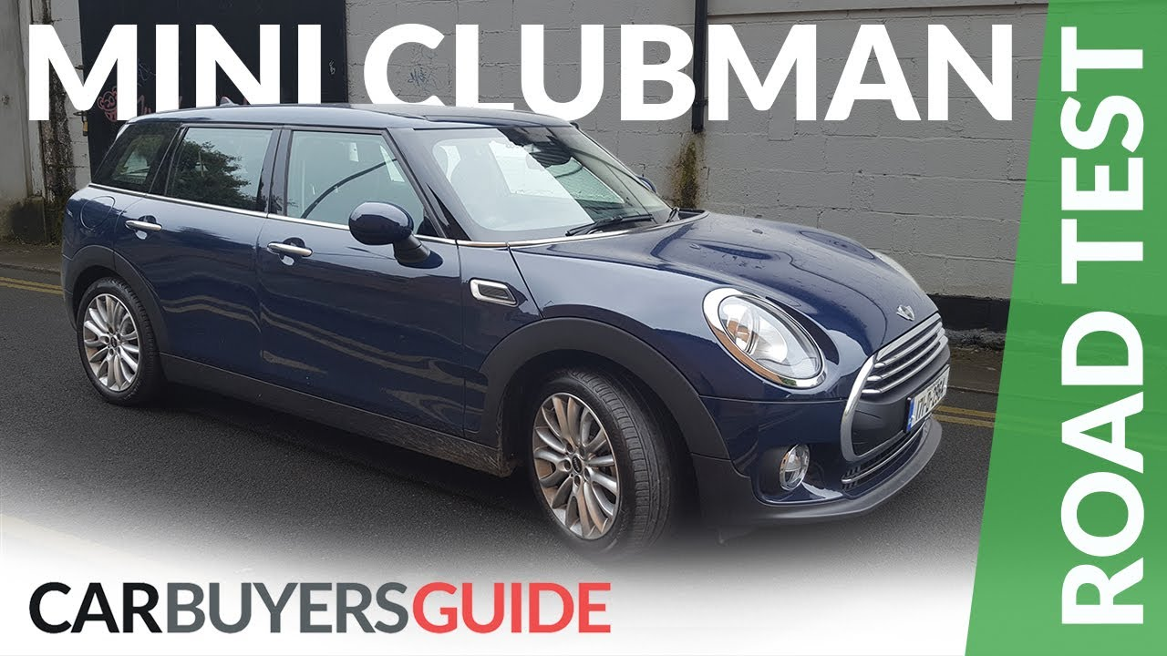 Mini Clubman 2017 Review