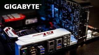 Build a PC with GIGABYTE! Highlight
