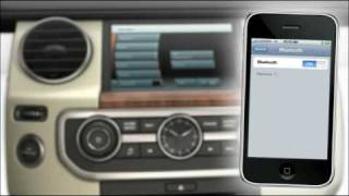 Land Rover Discovery 4/ LR4 Bluetooth Pairing Instructional Video