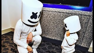 marshmello cute moments mini mello mini fans