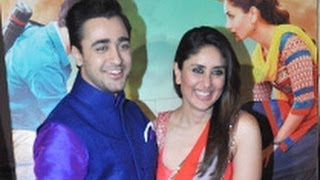Imran, Kareena Promote