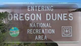 Florence Oregon Sand Dunes 4K