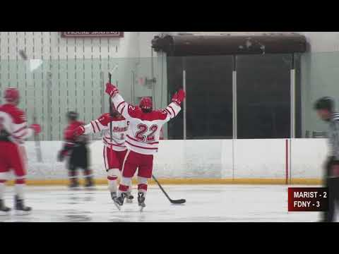 "Marist College v. FDNY ""Heros on Ice"" Hockey Fundraiser"