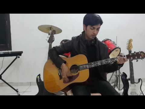 Lo maan liya humne from Raaz reboot Guitar cover by  Raj shah.