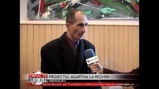 Tirca Valentin la Reghin (1 martie 2013)