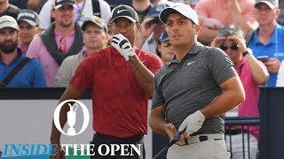 INSIDE THE OPEN  - Tiger vs Molinari behind the scenes