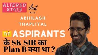 Abhilash Thapliyal on Aspirants, his love for radio & Uttarakhand | Altered State with Jamie S2 EP4