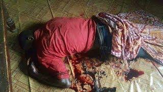 LIVE BREAKING NEWS:  Nigerian Army Break Into Nnamdi Kalu's House Killing Biafrans:14-09-2017