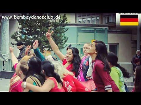 First International Bollywood Flashmob | Aaj Ki Party, Satakali | Bombay Dance Club